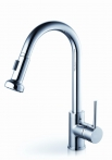 Single Lever Kitchen faucet with pull-out spray 16013